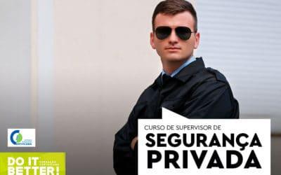 Curso Supervisor de Segurança Privada