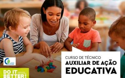 Curso de Técnico Auxiliar de Ação Educativa