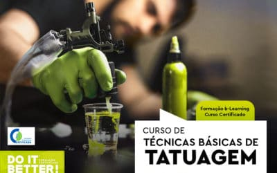 Curso de Técnicas Básicas de Tatuagem