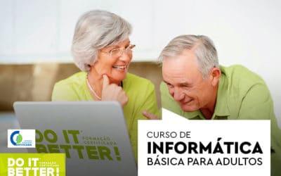 Curso de Informática Básica para Adultos