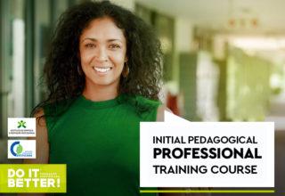 Initial Pedagogical Professional Training Course