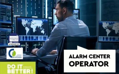 Alarm Center Operator