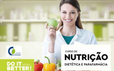 Curso de Nutrição, Dietética e Parafarmácia