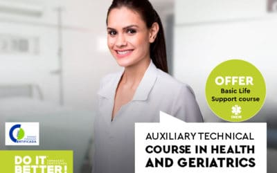 Auxiliary Technical Course in Health and Geriatrics