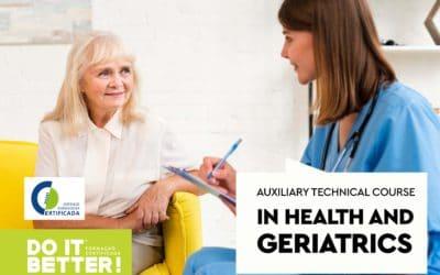 Auxiliary Technical Course in Geriatrics