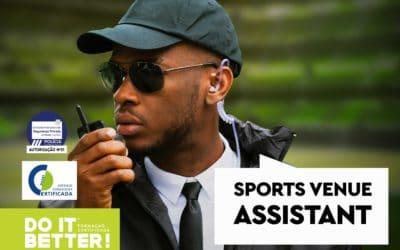 Sports Venue Assistant Couse