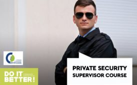 Private Security Supervisor Course